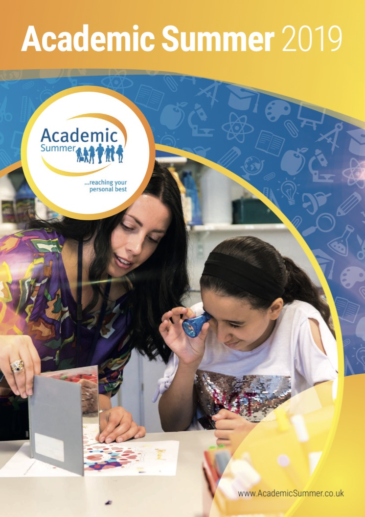 Academic Summer brochure 2019