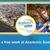 Win a free week at Academic Summer London worth 1250 GBP