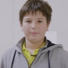 Riccardo, age 12 from Italy